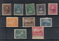 Hawaii Small mint collection