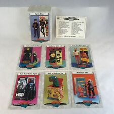 CLASSIC TOYS COMPLETE TRADING CARD SET ~IMAGES OF VINTAGE TOYS Star Trek Beatles