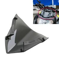 SODIAL Motorcycle Headlight Windshield Windscreen Long for Nmax155 Nmax125 Nmax 125 155 2016-2018