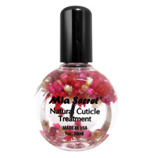 Mia Secret JASMINE Blossom Manicure Cuticle Oil Treatment Scented Collection 1OZ