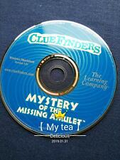 The Learning Company ClueFinders 3rd Grde Adventure Mystery of the Missing Amule