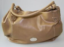 NINE WEST Original Medium Satchel bag new dark cream colour FREE GIFT dust bag
