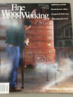 Taunton Fine Wood Working Magazine Vintage April 1996 Home Building Hardware