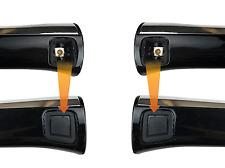 (2x) Keyless-Go Door Handle Button Cover Mercedes Driver Passenger  Left & Right