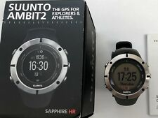 Suunto Ambit2 Sapphire GPS Sports and Adventure Watch