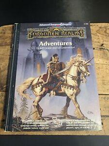 Forgotten Realms Adventures (Advanced D&D 2nd Edition Module) 2106