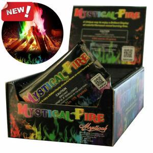 Magic Mystical Fire Colourful Bon Flame Colorful Colour Changing Satchets 10~25g