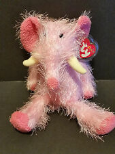 2002 TY Beanie Punkies Pipsqueak the Elephant