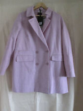 ladies NEXT WOOL BLEND COAT UK SIZE 18 NEW WITH ORIGINAL TAGS RRP £75