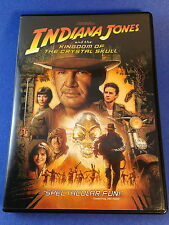 Indiana Jones and Kingdom of the Crystal Skull (DVD/2008) Ford/Blanchett/Allen
