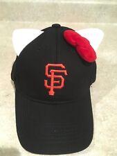 San Francisco Giants Hello Kitty Day Baseball Cap SGA 7/29/18 - Brand New
