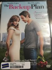 The Back-up Plan (DVD, 2010)