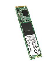 480GB Transcend M.2 SATA III 6Gb/s SSD MTS820S Flash 3D TLC 80mm Factor de forma