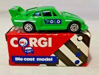 """CORGI 1985 - 1:64 SCALE DIECAST - PORSCHE 935 """"POLO MINTS"""" - 53454"""