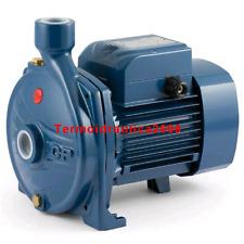 Elettropompa CP Centrifuga CPm158 1Hp Acciaio 220V Pompa Acqua Pedrollo