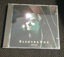 Back In Time Records - Elektra Vox - AKAI Sampling CD