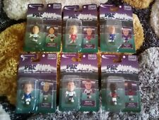 Corinthian ProStars - 6 Single Player Packs. Series 11/12. 2001.