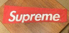 Supreme Shooting Sleeve L/XL Nike NBA FW17 Red