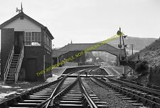 Maesteg Castle Street Railway Station Photo. Tondu - Nantyffyllon. GWR. (4)