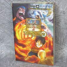 One Piece Kaizoku Musou 2 Game Guide Japan Buch PS3 PSVita VJ 6537 *