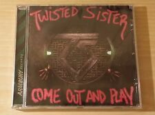 TWISTED SISTER - COME OUT AND PLAY - CD SIGILLATO (SEALED)