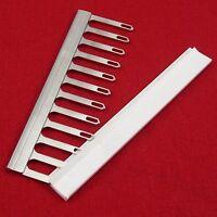 NEU 1x 9.0mm Deckerkamm 12er f Strickmaschine - Decker Comb for Knittingmachine