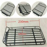 Metall Dachträger Tablett Roof Rack für 1/10 Traxxas Trx4 Bronco /Axial Scx10 RC