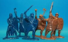 Collectible Plastic Toy Soldiers Publius Knights vs Saracens. Crusades 1:32 New