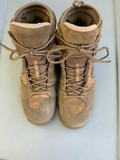 """5.11 Taclite 8"""" Coyote, Suede Boot-U, Slip Resistant, Style 12031Mens Size 7.5"""