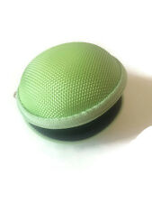 Green Carrying Case for Skullcandy 50/50 ,Chops Bud ,Heavy Medal,Fix Bud