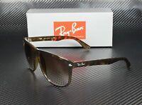 RAY BAN RB4147 710 51 Light Havana Brown Gradient 60 mm Men's Sunglasses