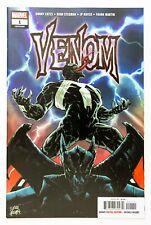 Venom #1 (2018 Marvel, 1st Print) Cates & Stegman! 1st App. Grendel Dragon! NM