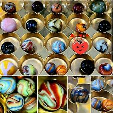 Colorful mix Mint D.A.S Jabo & Sammy's Mountain Marbles lot MINT  {MicsMibs}