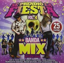 Various Artists - Se Prendio la Fiesta 4 Banda Mix / Various [New CD]