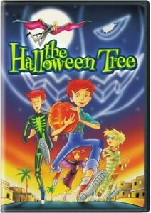 The Halloween Tree (Animated Movie)   (DVD) UK Compatible