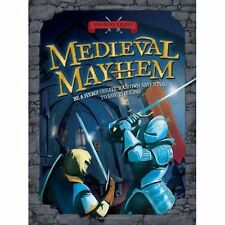 History Quest Adventure MEDIEVAL MAYHEM by TIMOTHY KNAPMAN ~ Be a hero!