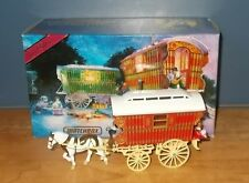 Matchbox Collectibles Horse Drawn Carriages YSH1 Gypsy Caravan
