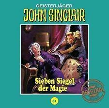 John Sinclair Tonstudio Braun Folge 61 + 62 + 63 + 64 +65   Hörspiel CD