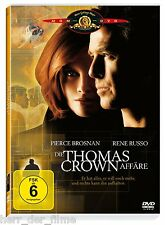 DIE THOMAS CROWN AFFÄRE (Pierce Brosnan, Rene Russo) NEU+OVP