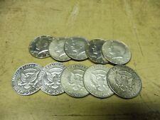 Anlegerposten , USA Silber, 10 x Half / Kennedy , 115 gramm , Investorenpaket