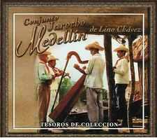 CD - Conjunto Jarocho Medellin De Lino Chavez NEW Tesoros 3CD's FAST SHIPPING !