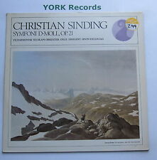 NKF 30011 - SINDING - Symphony In D Minor FJELDSTAD - Excellent Con LP Record