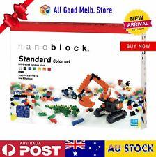 NANOBLOCK Colour Set Nano Block Micro-Sized Building Blocks Home School Activity
