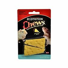 8 In 1 Pet Products Seop84002 Ecotrition Small Animal Cheesie Chews 1-Ounce
