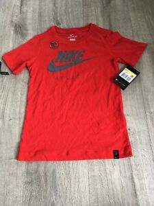 Nike Atletico Madrid Boys Tshirt 7-8 Years BNWT