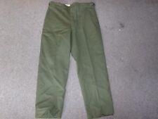 Army Pants, Military Vintage, Short Medium New Unissued Great Deal