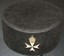Knights of Malta Commanders Hat (Free Delivery)