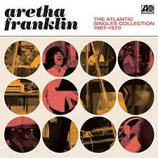 ARETHA FRANKLIN CD - ATLANTIC SINGLES COLLECTION 1967-1970 [2 DISCS](2018) - NEW