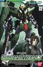 [FROM JAPAN]1/100 Mobile Suit Gundam 00 Gundam Dynames Plastic Model Bandai