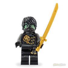 LEGO® Ninjago Figur - Geist Cole Skybound mit Katana gold Ghost aus 70593 njo242